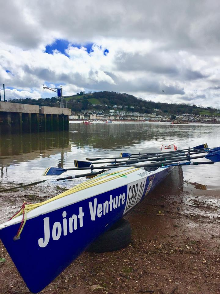 First Regatta of the season in Teignmouth