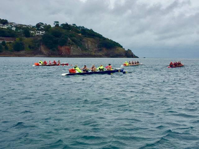 Pier to Pier Regatta in Torquay – October 2018
